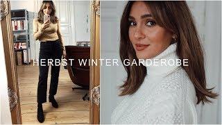 MEINE HERBST WINTER GARDEROBE | madametamtam