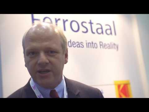 Ferrostaal participó activamente en Print Santiago 2016