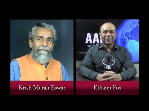 AAE tv | Kaya Kalpa | The Life Force Particle | Krish Murali Eswar | 12.16.17