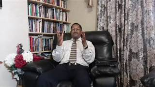 05,07,2020 Sunday Service in English  Teaching: The Secret to Live in Victory Part 1