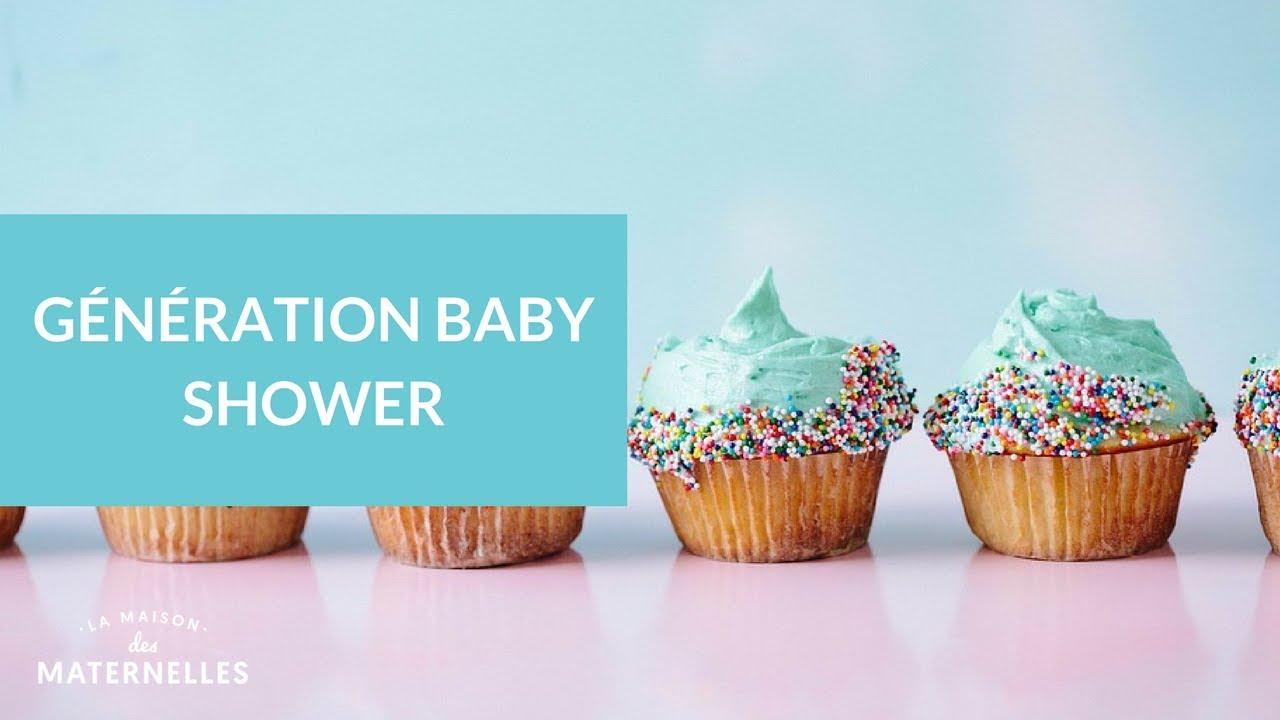 """Baby Shower Cadeau Futur Maman génération """"baby shower"""" - la maison des maternelles #lmdm"""
