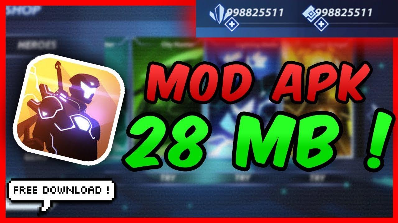 Overdrive Ninja Shadow Revenge - Money mod APK !! 100% WORKING