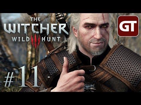 The Witcher 3 #011 - Schloss ohne Schlüssel - Let's Play The Witcher 3: Wild Hunt