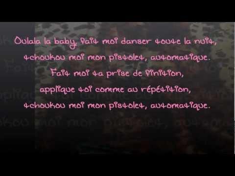 Doks la concorde - Pistolet Automatique - [PAROLE]