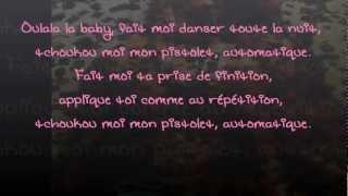 Download Doks la concorde - Pistolet Automatique - [PAROLE] MP3 song and Music Video