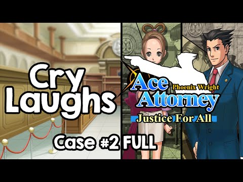 Reunion, and Turnabout [FULL]   Phoenix Wright: Justice for All