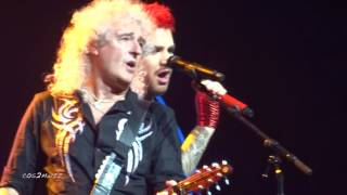 QAL Somebody to Love & Crazy Little Thing Called Love - San Jose 6/29/17