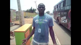 Response to Kemi Afolabi assault video by the accused Man referred to as the  thug