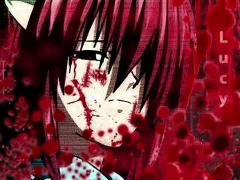 Elfen Lied OST - RARE LILIUM VIOLIN VERSION