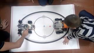 Робототехника. Перетягивание каната