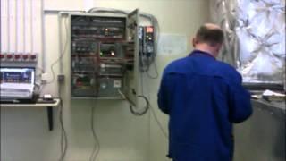 Система вентиляции на преобразователях частоты.wmv(В данном видео описывается приточно-вытяжная установка с переменным расходом на базе преобразователей..., 2012-05-28T10:13:44.000Z)