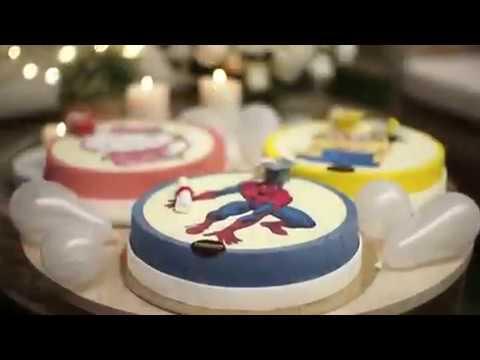 كيكات النجاح من حلويات سعدالدين Youtube