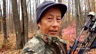 Crossbow Season Deer season