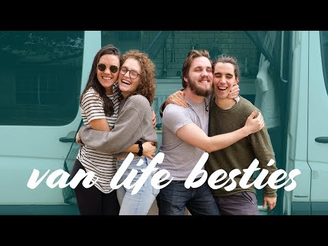 FINALLY! Reunited w/ VAN LIFE BESTIES | feat. Eamon & Bec [Mexico Bound, Ep. 2]