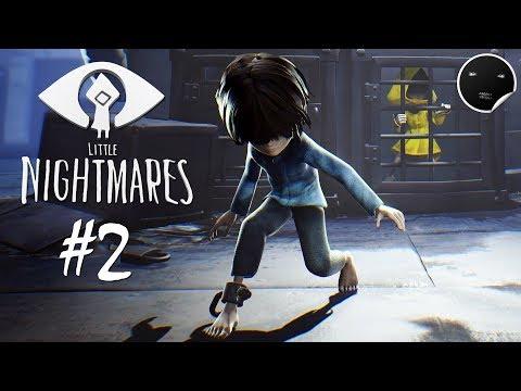 Little Nightmares - Проходим дополнения | Литл Найтмер - Беглец