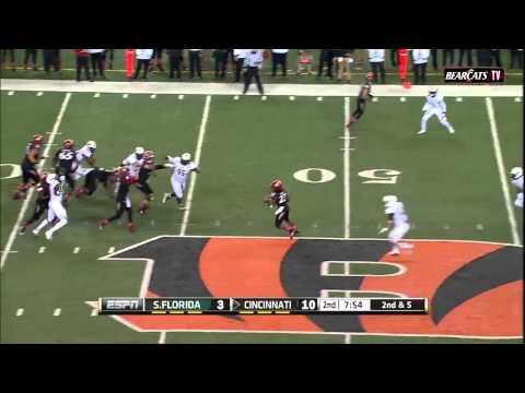 Cincinnati vs. USF Highlights - 10/24/14