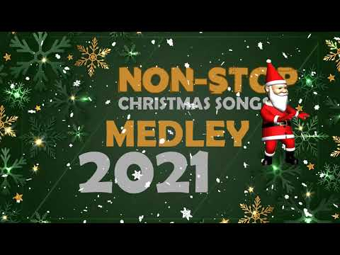 Christmas Disco Song MegaMix 2021 ? Nonstop Christmas Songs Medley Disco Remix 2021