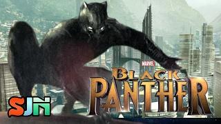 Black Panther: First Look At Wakanda