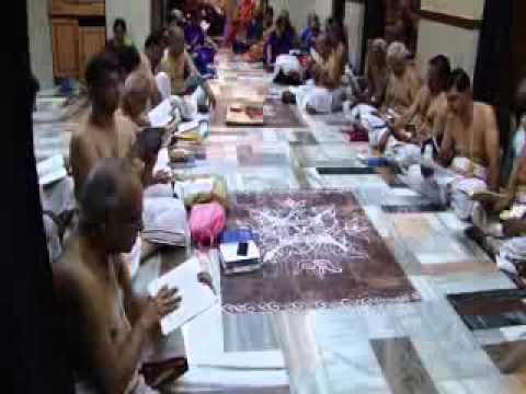 Bashykarar Thirunakshtram(Pt.3) Sevakalam Reciting Pillai Andhadhi   Mumbai Krishna sabha