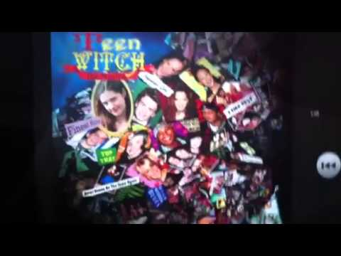 Teen witch the musical, girlfriend secret video