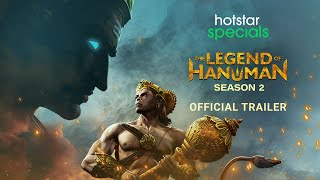 Hotstar Specials The Legend of Hanuman Season 2 | Official Trailer Thumb