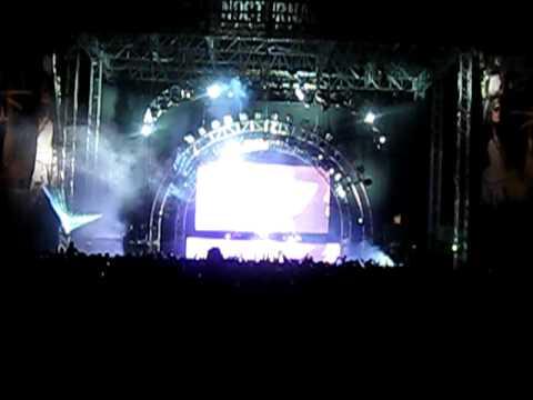 Christopher Lawrence - Continuation (Sean J Morris Mix). NOCTURNAL FESTIVAL LA 9-26-09. HQ!