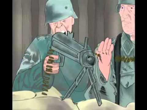 Mg 42 Machine Gun tests
