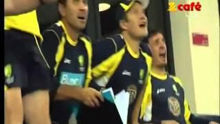 Abdul Razzaq Last Over Vs Australia   Pakistan Vs Australia 2nd T20 2012 Dubai 07 Sep 2012