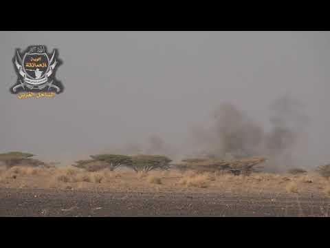 كيف سيطرت قوات #العمالقة   على خط حيس وجسر عرفان