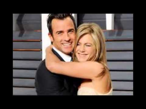Jennifer Aniston and Justin Theroux married!