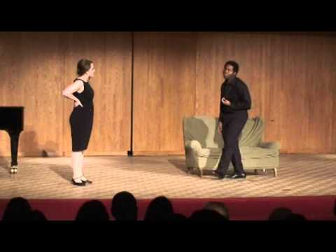 Bethany Gere and Cami Willis Senior Musical Theatre Recital