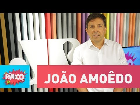 João Amoêdo - Pânico - 16/02/18