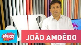Baixar João Amoêdo - Pânico - 16/02/18