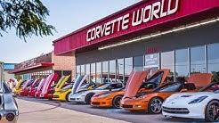 Corvette World Dallas, Texas