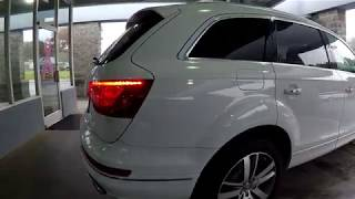 Walkaround review 2014 Audi Q7 R01053