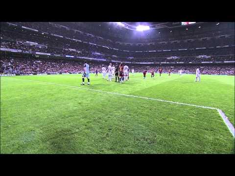 Spidercam Real Madrid  Barcelona El Classico