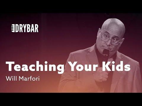 Teaching Your Kids. Will Marfori