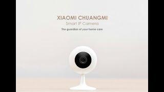 Test en français de la Caméra de surveillance Xiaomi Mijia ChuangMi 720p