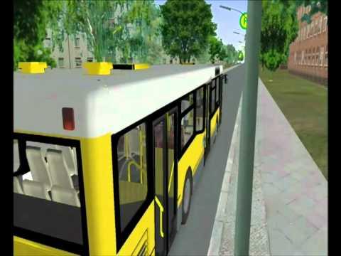 omsi bus simulator 2011 new berlin spandau map 2 0 with. Black Bedroom Furniture Sets. Home Design Ideas