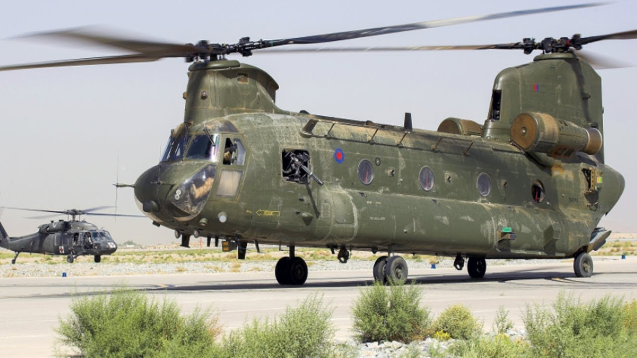 US Military : Boeing CH-47 Chinook