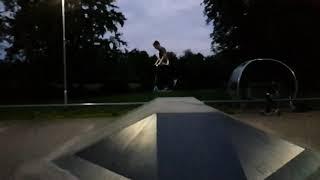 Sleaford skate park