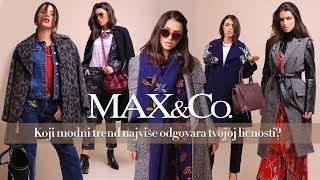 Koji modni trend najviše odgovara tvojoj ličnosti? (MAX&CO KVIZ)