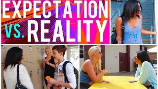 Back To School Expectations Vs. Reality! 2015