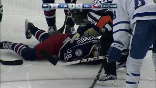 Polak given the gate for drilling Bjorkstrand from behind