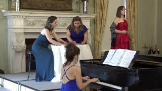 """""""The Card Trio"""" from Carmen at Opera at Florham"""