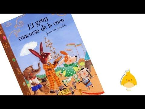 cuentos-infantiles-en-español-|-el-gran-concurso-de-la-caca