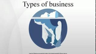 Types of business entity