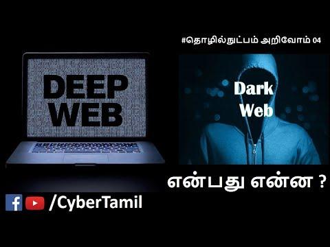 Deep Web & Dark web என்றால் என்ன ?  #தொழில்நுட்பம் அறிவோம் 04 | Cyber Tamil