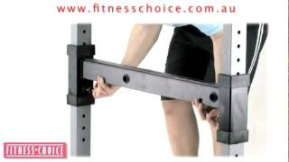 Bodycraft LF430 Power Cage - Fitness Choice