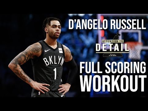 Dangelo Russell Gewicht
